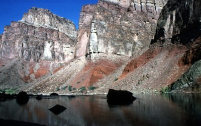 """Grand Canyon Express"" Chronicles a 225 mile, five-day sea kayaking trip on the Colorado River"